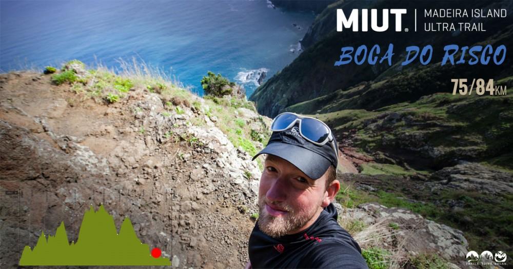 Bei Kilometer 75 des MIUT - die Boca do Risco