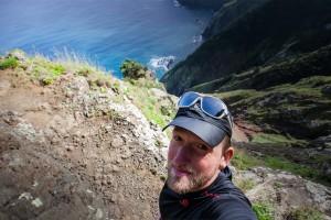 Madeira Island Ultra Trail 2016: km75 Boca do Risco / Larano