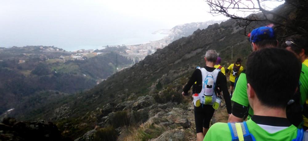 Panorama Trail über Arenzano