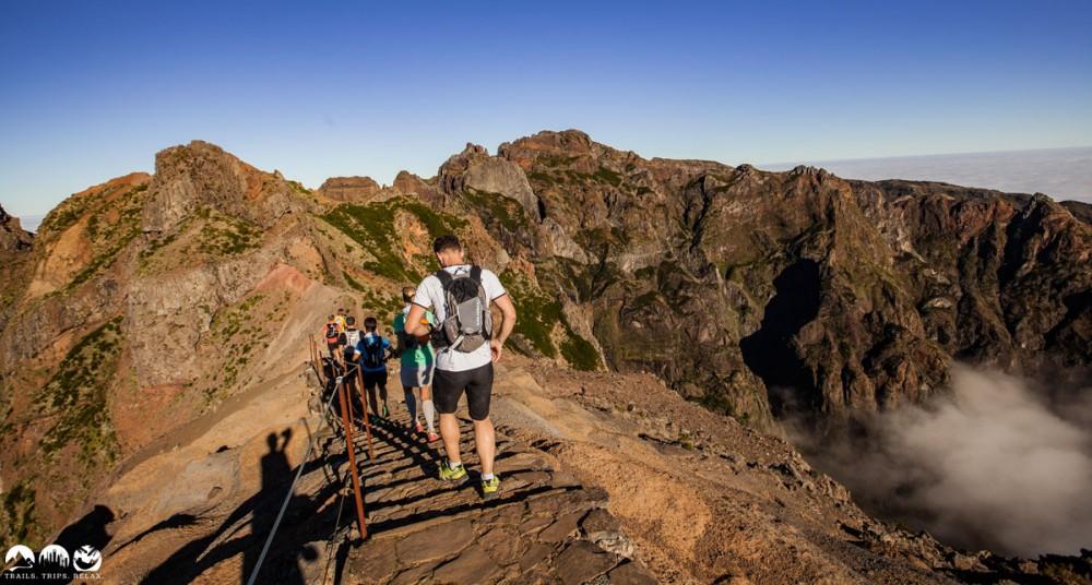 Über den Wolken von Madeira