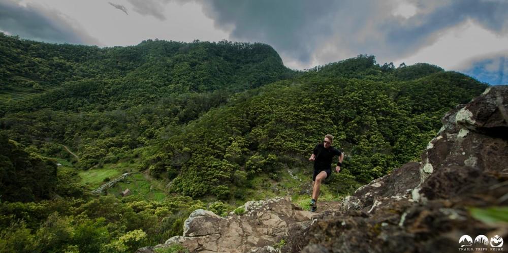 Der Downhill von der Boca do Risco
