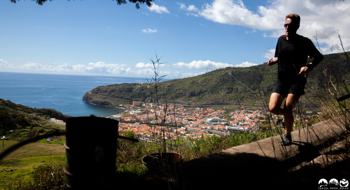 Madeira Island Ultra Trail 2016: km75-84 Bis ins Ziel