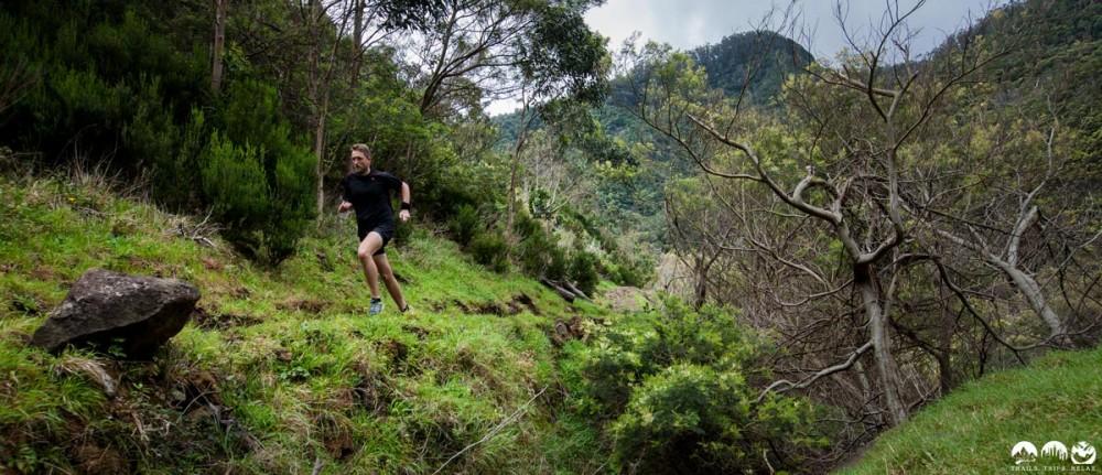 Coole (und rennbare) Trails zum Abschluss