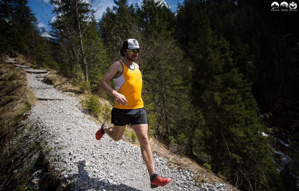 Florian im Downhill