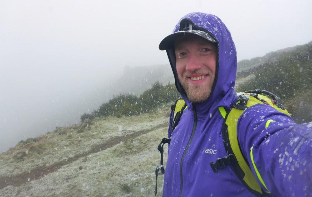 Das Madeira Schnee Selfie
