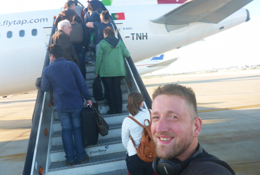 Der zweite Versuch von Lissabon nach Funchal