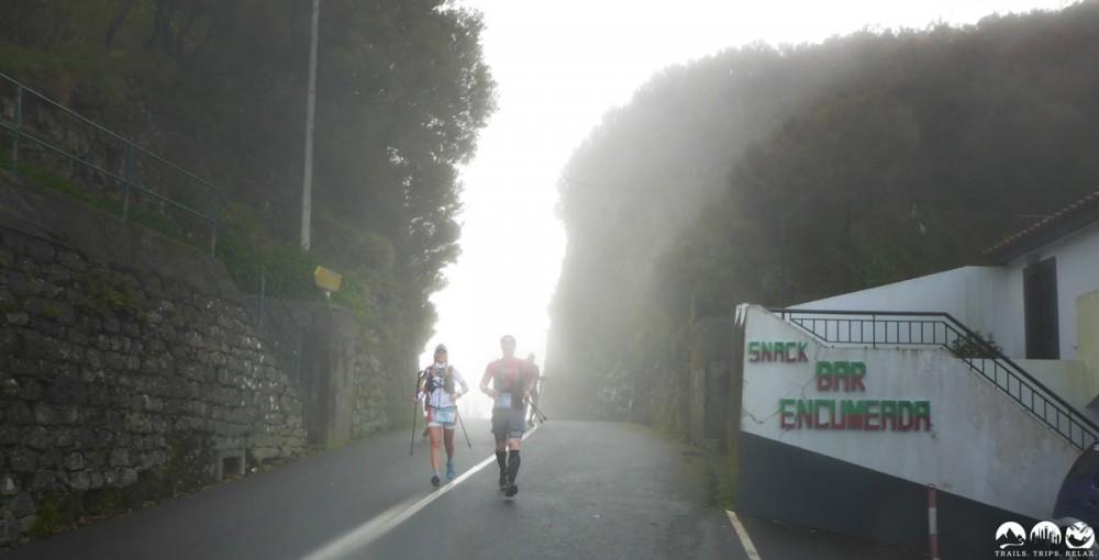 Andrea und Steffen am Encumeada Pass