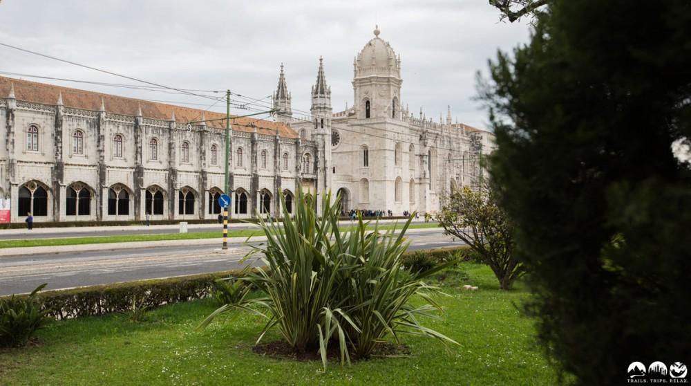 Kulturmuseum in Lissabon nahe Belem