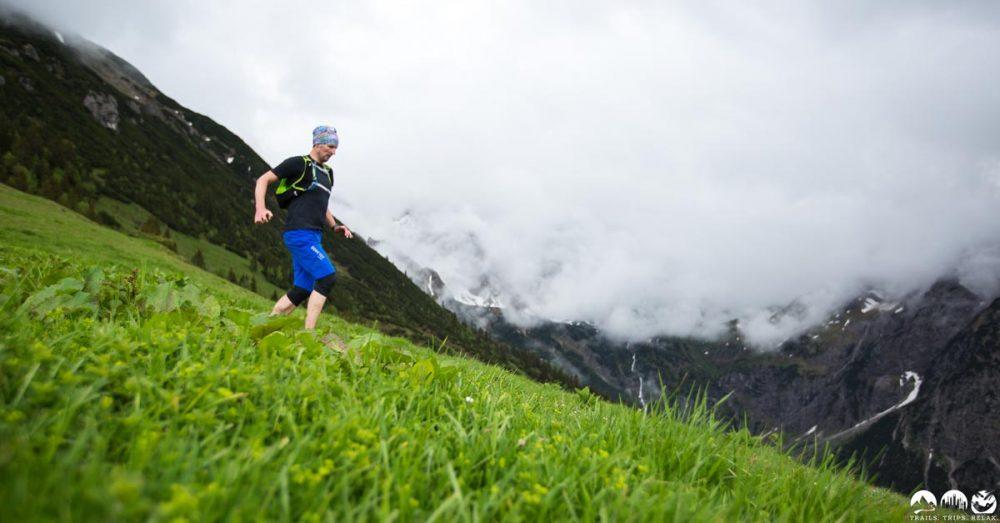 Wiesen-Downhill im Kleinwalsertal