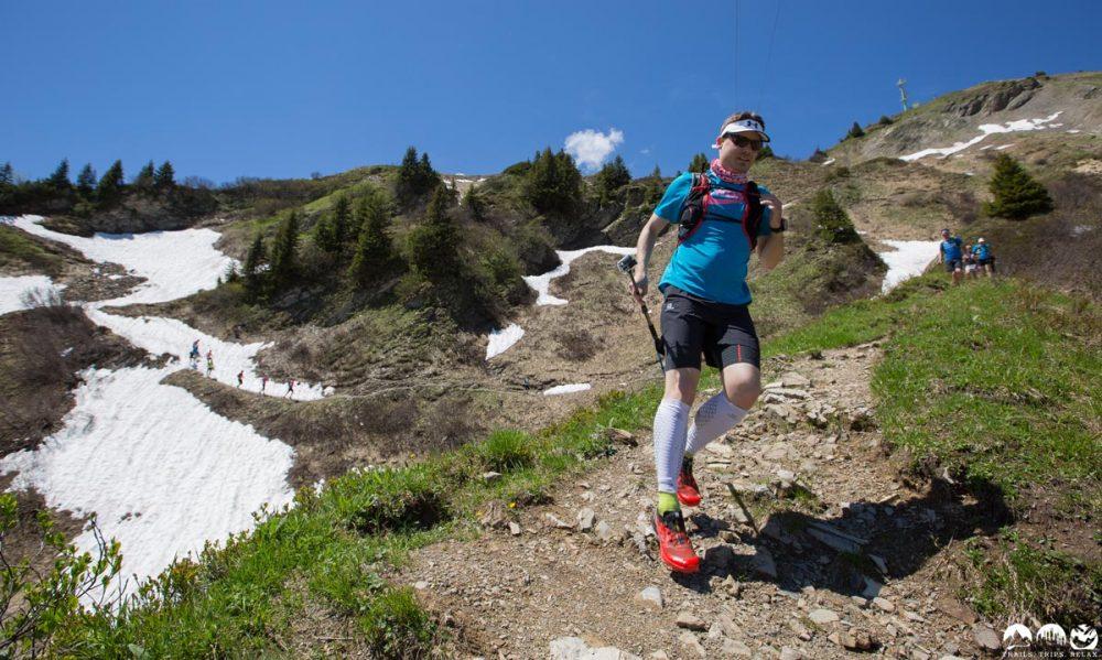 Downhill vom Walmendinger Horn