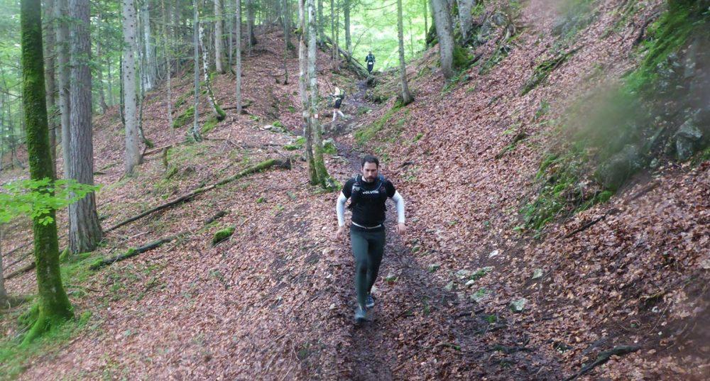 Auf matschigen Trails zum Ferchensee