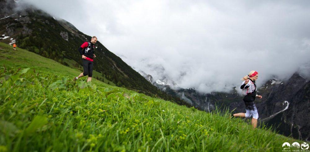 Downhill nahe der Innerkuhgehrenalpe