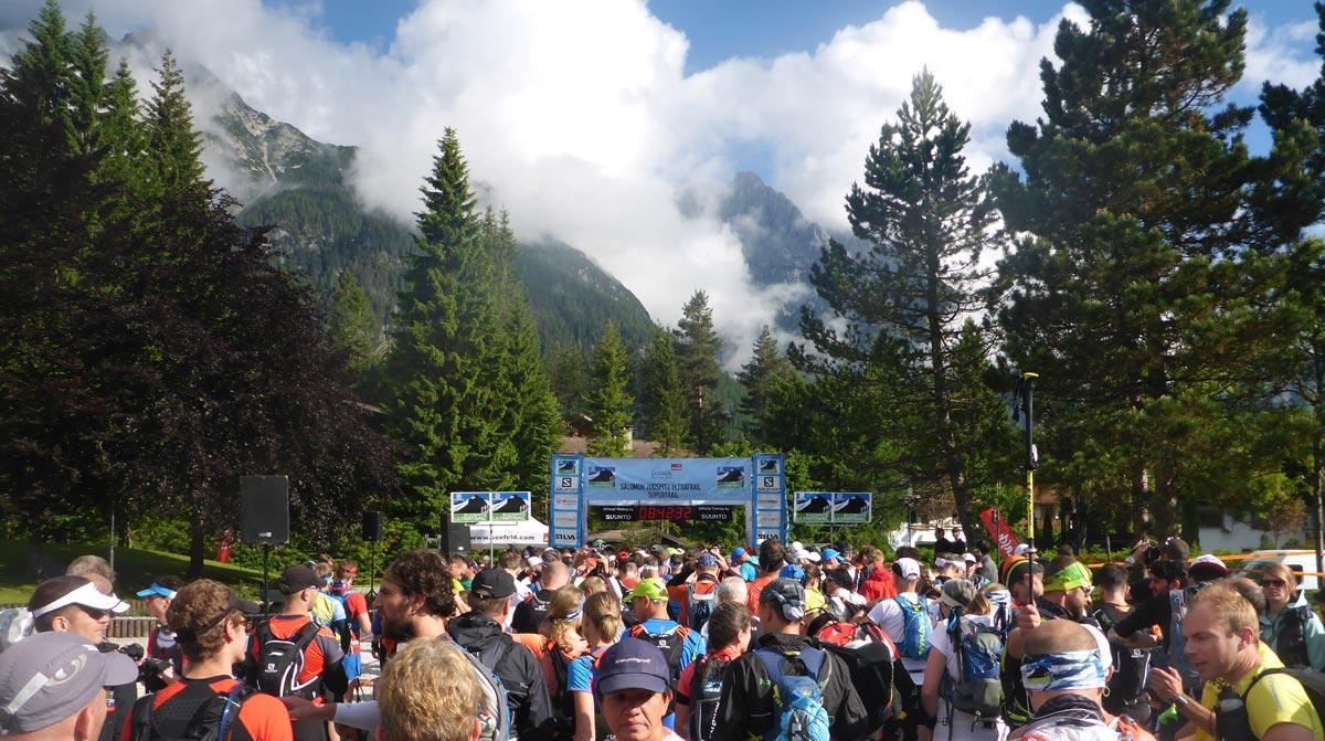 Zugspitz Ultratrail / Supertrail 2016: Das Rennen eines Anderen