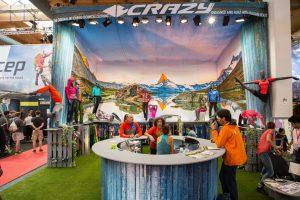 OutDoor Friedrichshafen: Top 10 Messestände in Bildern