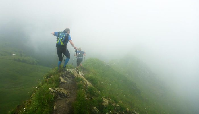 Walser Ultra Trail 2016: DNF und trotzdem gewonnen