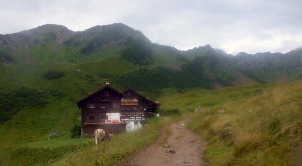 VP Schwarzwasserhütte