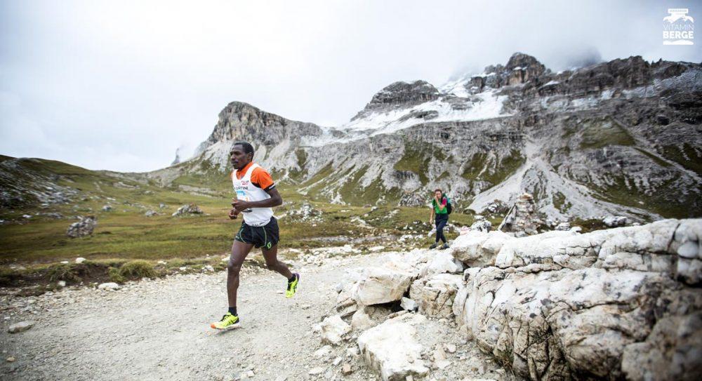 Petru Mamu: Sieger des Drei Zinen Lauf 2016
