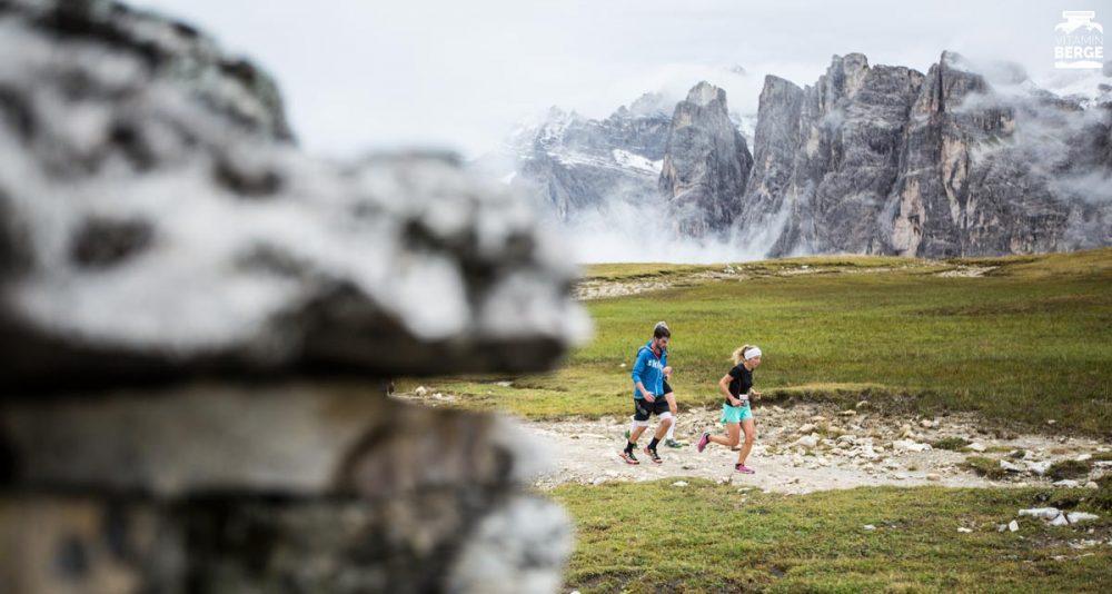 Bergkulisse in Südtirol