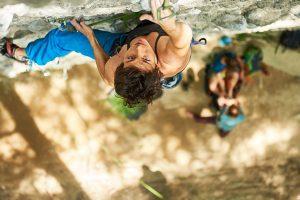 008: Erika Spengler ist ulligunde.com, die Kletter-Lady