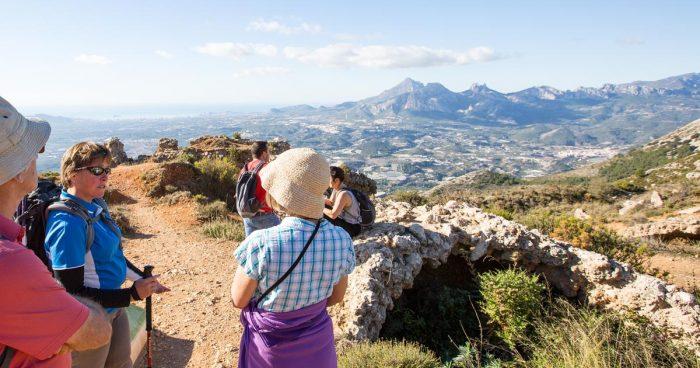 011: Kristina Beigang – Leben und arbeiten in den Bergen von Alicante / Spanien