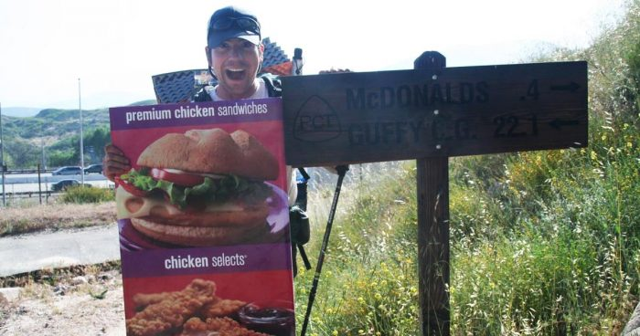 012: Carsten Jost – Ultraleicht weitwandern auf dem Pacific Crest und Appalachian Trail