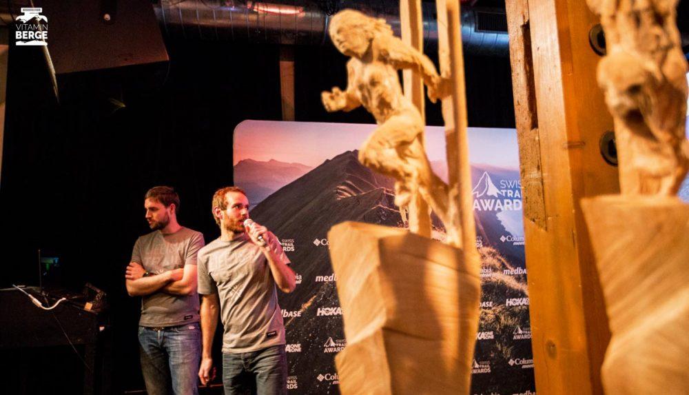 Alex Brennwald und Nico Schäfer - die Macher hinter den Awards