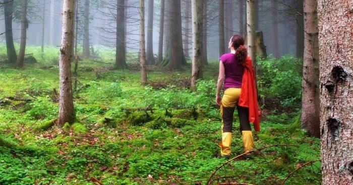 019: Corinna Potysch das Outdoor-Mädchen – Berghochzeit im Ruhrpott