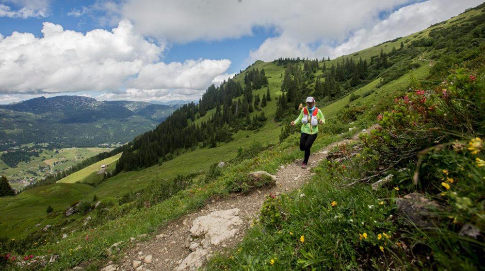 Downhill im Kleinwalsertal