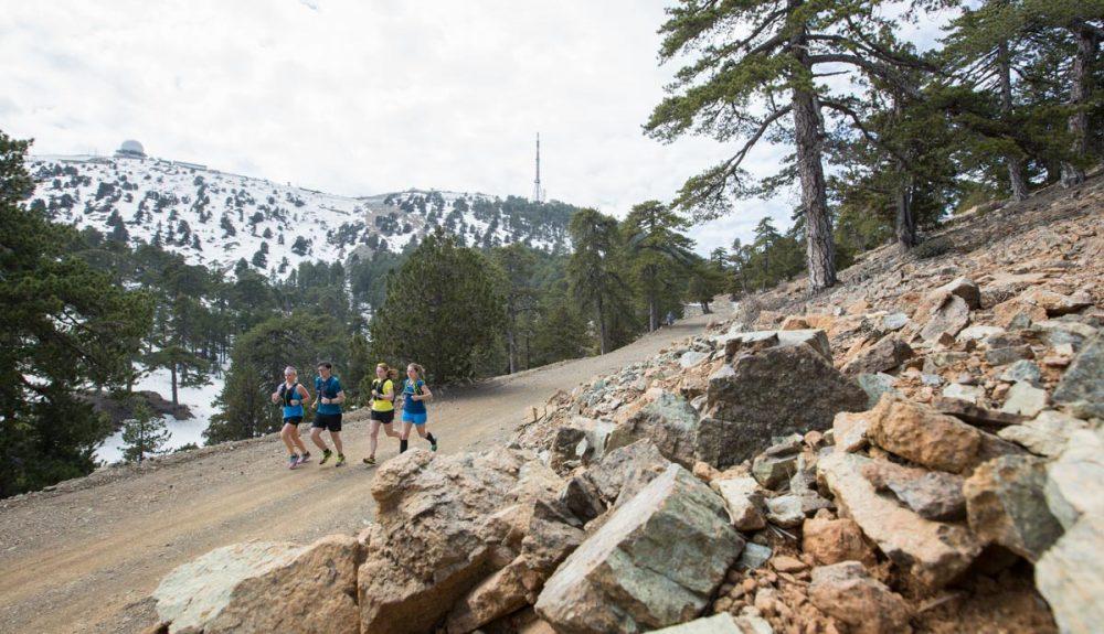 Trailrunning am Mt. Olympus