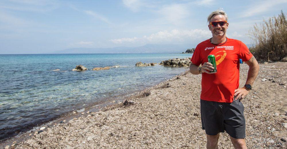 Tobias und das Bier danach