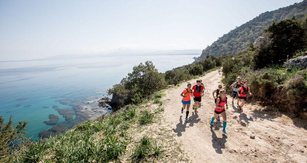 Rennen direkt am Mittelmeer