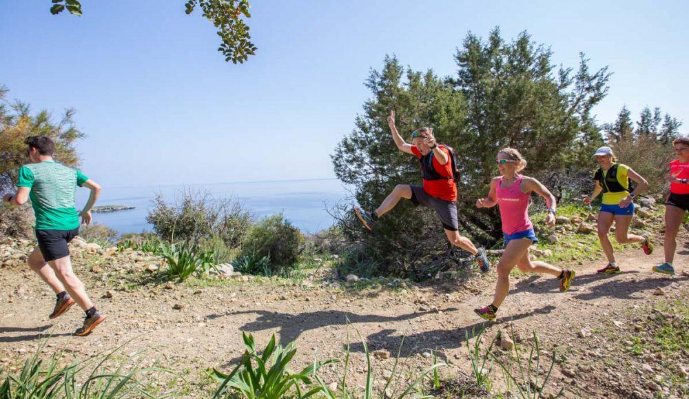Trailrunning und Spaß
