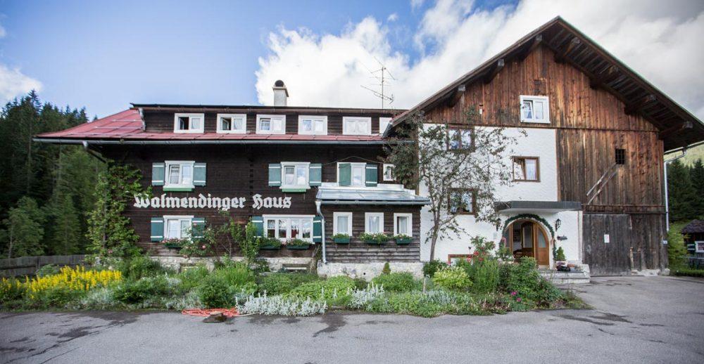 Unsere Hütte: Das Walmendinger Haus