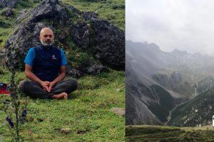 030: Afschin Kamrani – Die lange Wanderung auf dem E5 und eine andere Sichtweise.