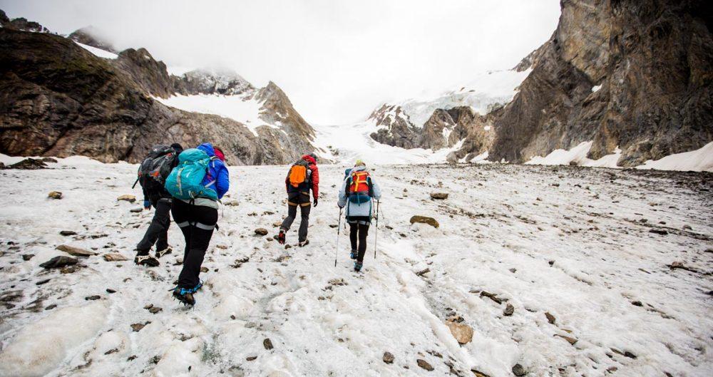 Gletscher und Trails in Obergurgl/Ötztal: Hochtouren SafetyCamp