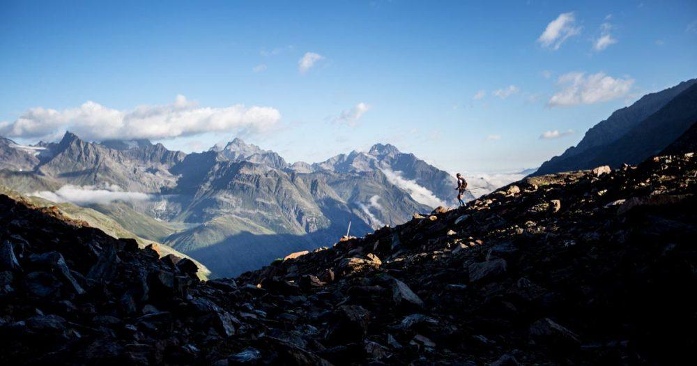 031: Lebenszeichen und Aufbruch zur Alpenquerung auf dem E5