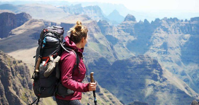 038: Kathrin Heckmann – Fräulein Draußen unterwegs in den Bergen Patagoniens und Südafrikas