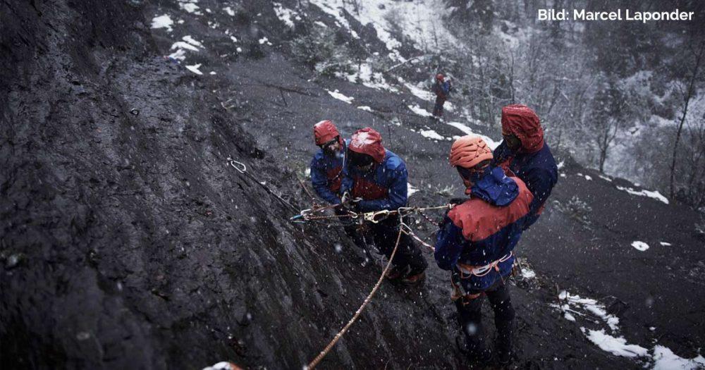 043: Sebastian Nachbar – Alles über Bergrettung und die Bergwacht