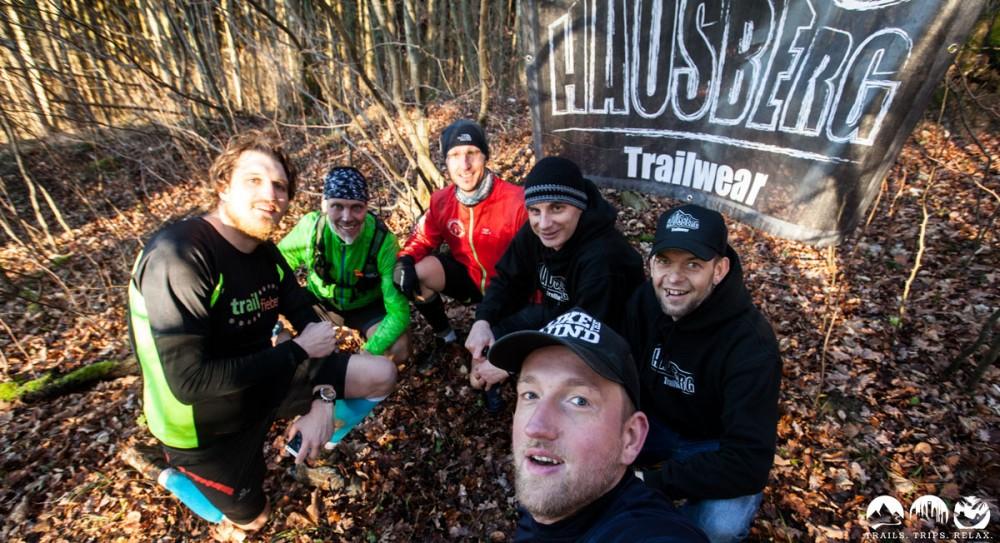 Die Hohenzollern-Trailrunner, Lars und ich