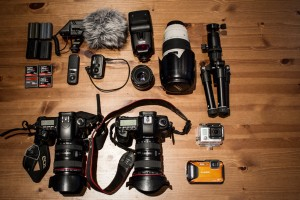 Das perfekte Trailrunning-Foto (Teil II): Equipment