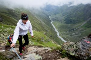 Teilnehmerbilder des Pitz Alpine Glacier Trail 2016